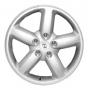 Replica 596 - Общие характеристики  Тип : литые Материал : алюминиевый сплав Цвет : серебристый