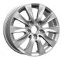 Replica H17 - Общие характеристики  Тип : литые Материал : алюминиевый сплав Цвет : серебристый