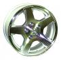 Replica JE1 - Общие характеристики  Тип : литые Материал : алюминиевый сплав Цвет : серебристый