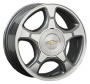 Replica GM19 7.0x17/6x127 D70.1 ET50